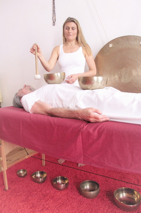 Klangschalen-Massage-Wien